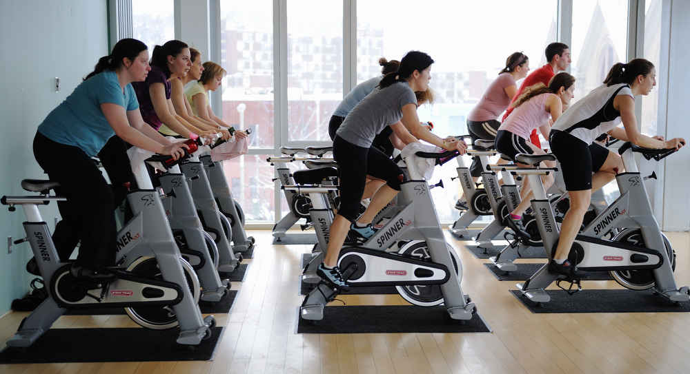 ALCOHOL, DRUGS AND SPIN CLASS