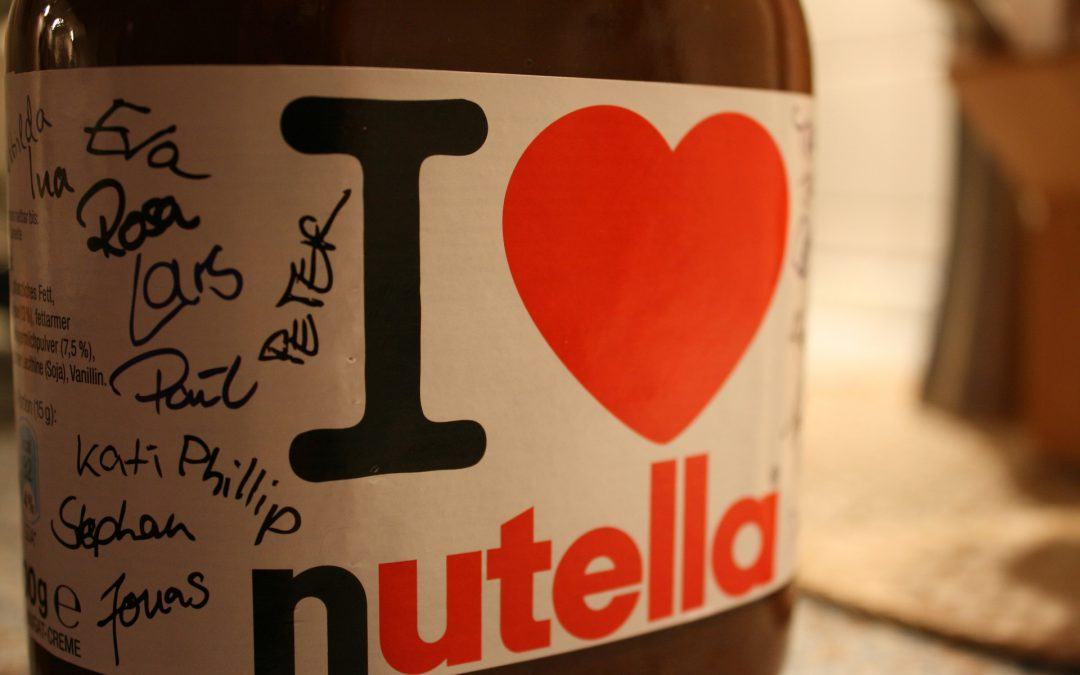 Nutella and Spaghetti-Why We Repeat Our Bad Relationships!
