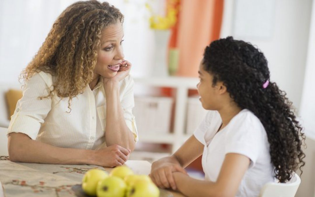 Parents: 5 Crucial Tips For Talking To Kids During & After Divorce